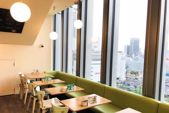 Cafe Pancake Gram ミント神戸店 パンケーキを中心としたカフェgram グラム
